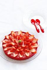 Tarte fraises3