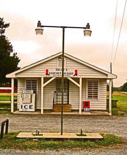 Old US 258 Store:  Tarboro Vicinity, Tarboro, Edgecombe County, NC
