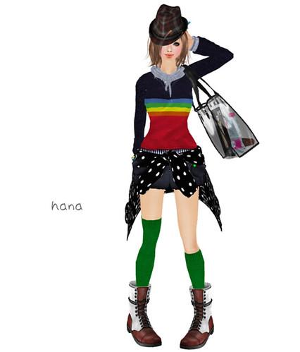 ::7Style:: Iris jacket+ pants