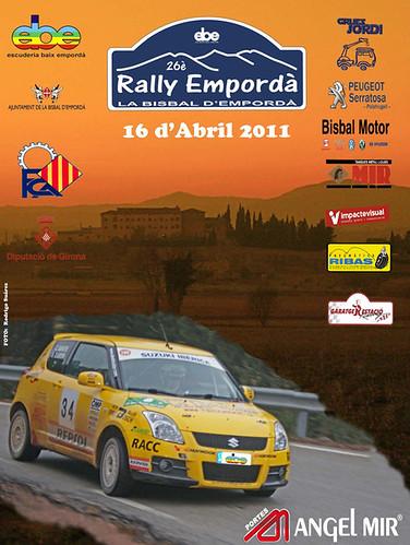 Rally Empordá 2011