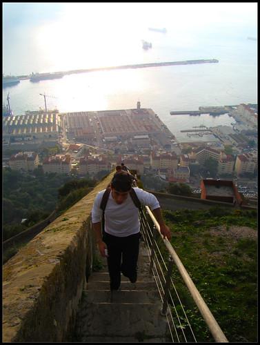 Escaleras subida Peñón (2)