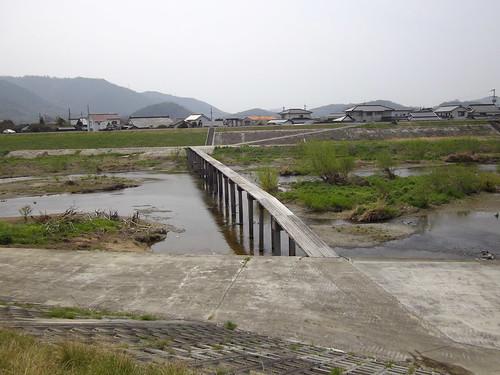 流れ橋 #1