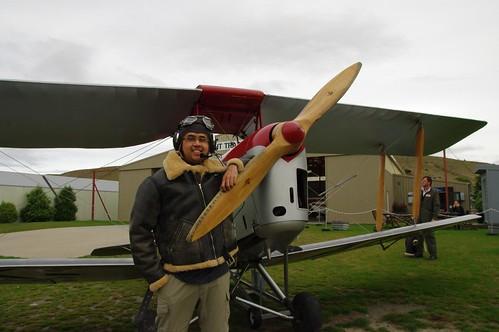 Tiger Moth-Wanaka Classic Flights