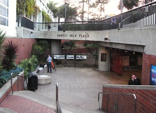 Thumbnail from Harvey Milk Plaza