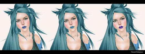 AC Lipsticks (TLBS) by Rinoa Cathcart