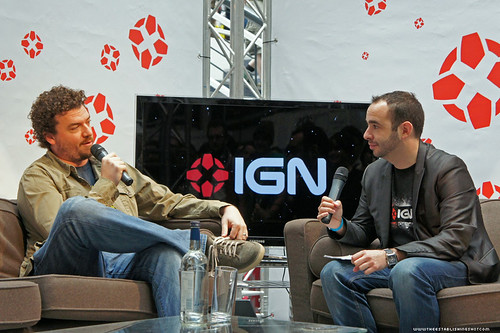 Kapow! Comic Con : IGN Stage Your Highness QA with Danny McBride & IGN's Chris Tilly by Craig Grobler
