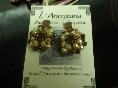 Pendientes by L´antoxana