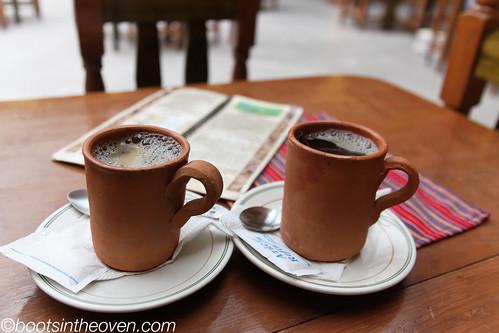 Chiapecan coffee
