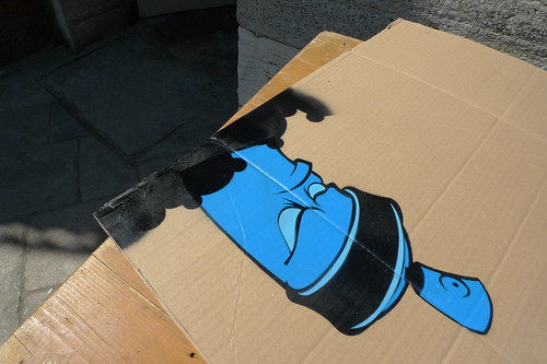 Fark Street Art Drop