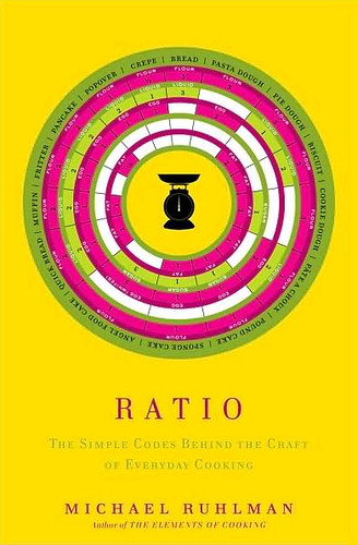 ruhlman ratio - book cover