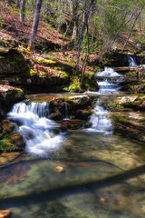 IMG_0286_7_8_tonemapped (jball359) Tags: pool boston canon waterfall tripod slowshutter arkansas hdr madisoncounty xsi circularpolarizer promaster kingsriver naturalstate photomatix heritagesite lglass neutraldensityfilter nd4 1740mmf4lusm niksoftware kingsriverfalls filterstacking brilliancewarmth pse9 photoshopelements9