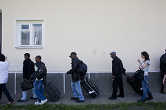 UNHCR News Story: Eritrean refugees arrive in Romanian emergency transit centre from Tunisia (UNHCR) Tags: africa usa news men workers asia europe tunisia evacuation refugees centre border egypt thenetherlands romania violence emergency unrest libya asylum information ethiopians easterneurope unhcr palestinians timisoara iom insecurity iraqis resettlement newsstory somalis northernafrica sudanese srilankans nigerians themediterraneansea transitcentre eritreans fightings unrefugeeagency arriaval antnioguterres eritreanrefugees emergencytransitcentre chouchatransitcamp unhighcommissioner globalresettlementsolidarityinitiative thetimisoaraemergencytransitcentre