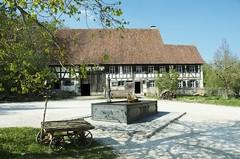 Freilichtmuseum Neuhausen ob Eck - Dorfplatz