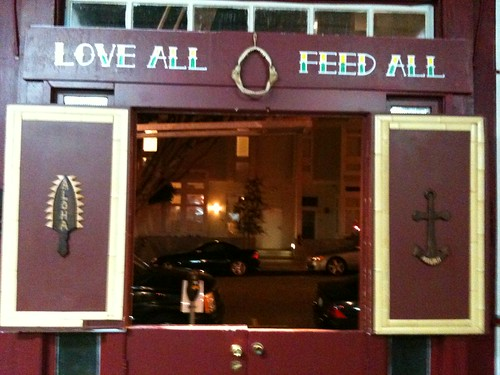 Love All * Feed All