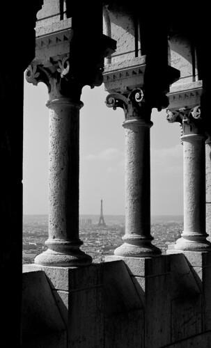 Sacré-Coeur view