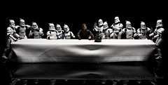 111/365 | Last Supper (egerbver) Tags: black reflection actionfigure starwars faith christian actionfigures darth clones anakin vader darthvader clone skywalker lastsupper anakinskywalker clonetrooper clonetroopers davideger girlclone femaleclone 365daysofclones