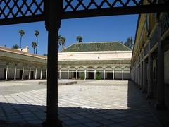 Palácio Bahia, Marraquexe