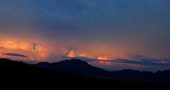 Arise (ArunaSene) Tags: blue sky sun mountain clouds landscape dawn golden country hills srilanka rise knuckles nalanda hela batta matale dumbara dandu arunaseneviratne arunasene bambaragala