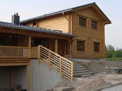 Schwimmhalle Holzhütte