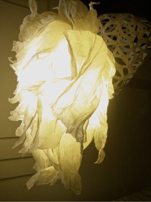 ish and chi: Student Showcase: Lighting- interior design