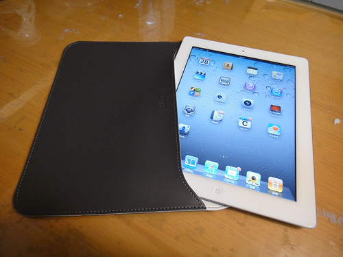 Bird Electron - iPad 2 Case 01