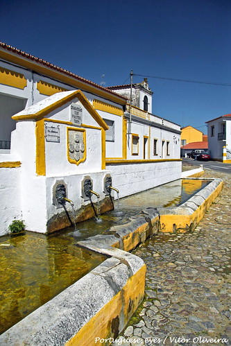 Chafariz do Rossio das Hortas - Viana do Alentejo - Portugal