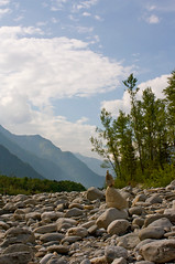 Vallemaggia (Lorna Jane Harvey) Tags: beach nature river switzerland tessin ticino italian rocks europe pebbles vallemaggia rivermaggia