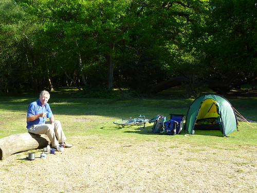 New Forest Camping 008