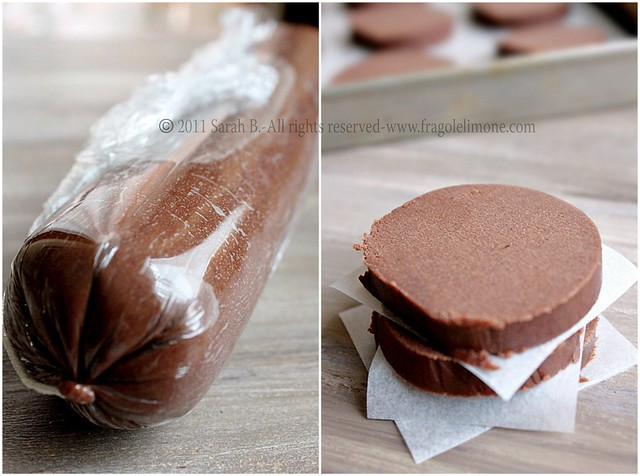 Collage meltaways al cacao