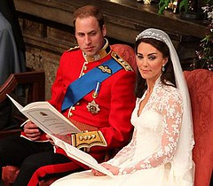 Prince William and Catherine Middleton