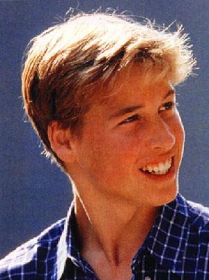 prince williams teenager. Prince William Arthur Philip