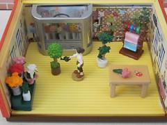 Tiny House Flower Shop