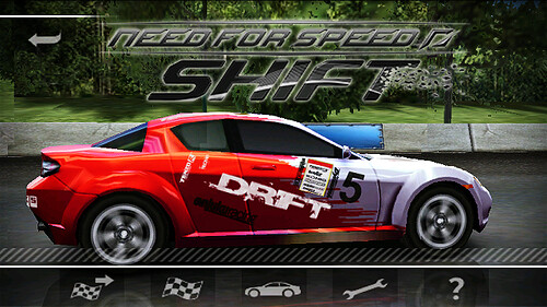 (Aporte) Need For Speed Shift QVGA-SD+APK