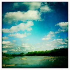 Kaw River 01 by Jason Willis