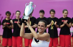 Barcelona Ladies Open 2011: Roberta Vinci