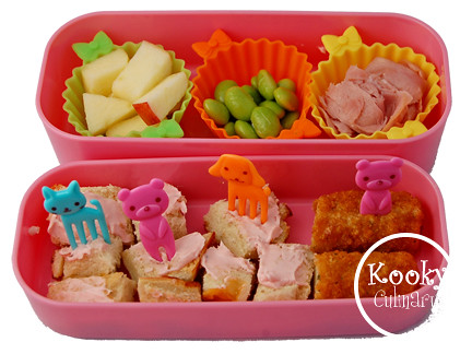 Bento #146 - The loose tooth bento