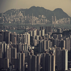 (jim_213) Tags: city sea sky buildings hongkong sony a55 sal1680z