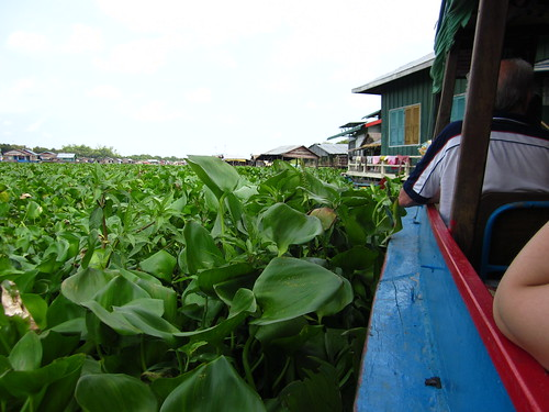 Boatride from Siam Reap to Battambang