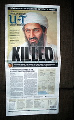 "How ""Waste"" is Like Osama Bin Laden"