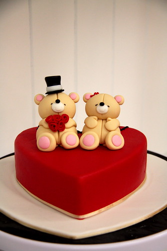 Just married teddies