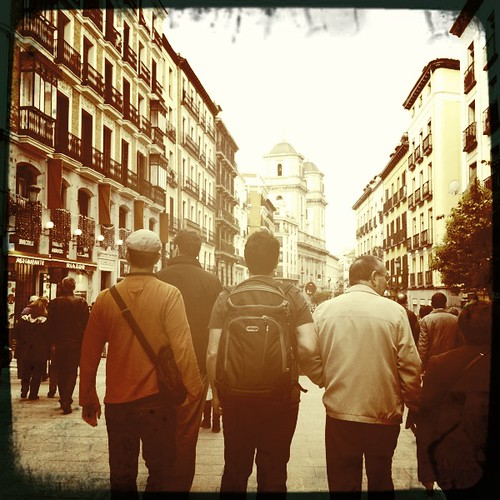 Madrid by currtdawg