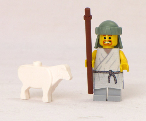 Custom minifig Shepherd