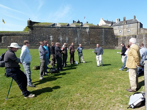 Analysing Battle of Stirling Bridge,