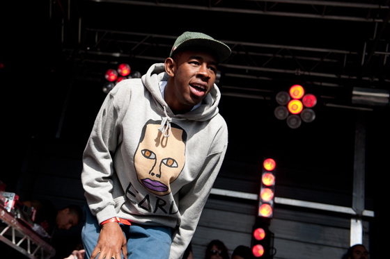 Camden Crawl 2011 - Odd Future