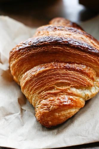 Tartine croissant