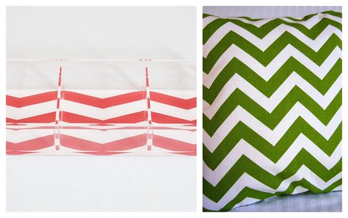Etsy Finds - Chevron print