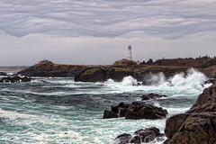 stormy seas (bambe1964) Tags: ocean rocks waves novascotia atlantic stormyseas nspp louisburglighthouse