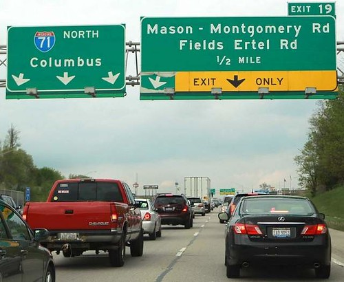 Fields Ertel exit project