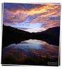 Salam Jumaat Mubarakah | Happy Friday (AnNamir™ c[_]) Tags: lake reflection sunrise canon amazing kitlens malaysia handheld dq alam tasik 500d kkb huluselangor keagungan luarbiasa annamir dqkkb tabaarakallah