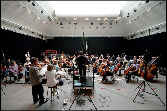 Fanfare Recording Session 2011